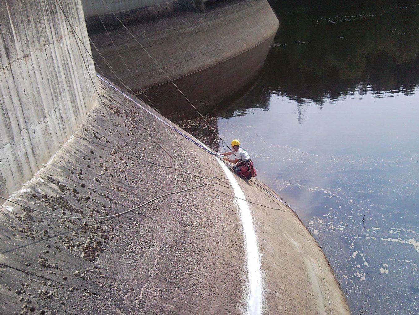 photo11 genie-civil travaux-acces-difficiles barrage-66
