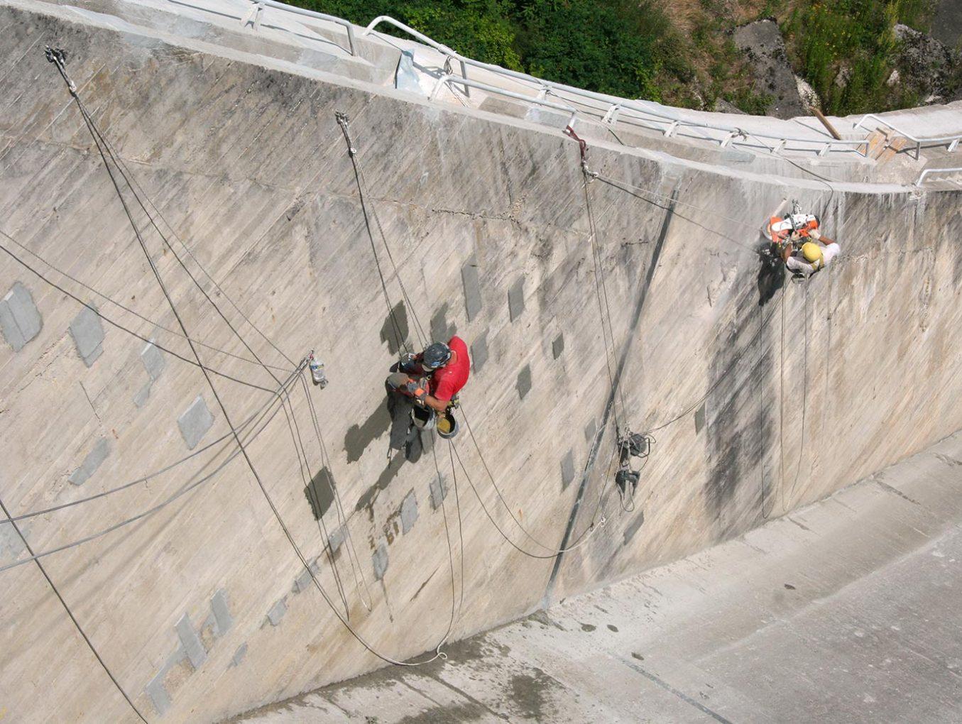 photo10 genie-civil travaux-acces-difficiles barrage-66