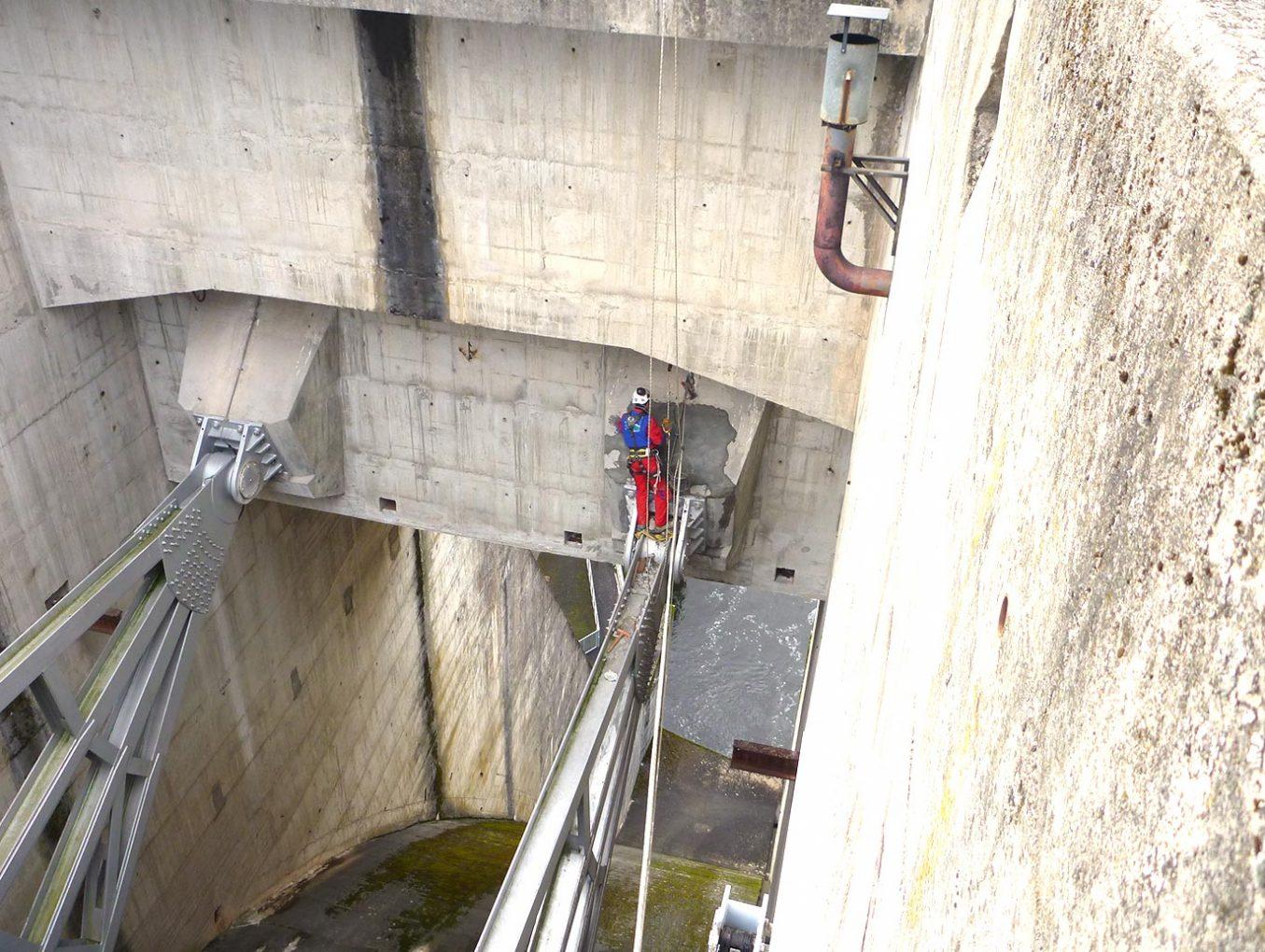photo8 genie-civil travaux-acces-difficiles barrage-66