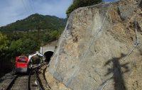 photo travaux-contre-risques-naturels voix-ferrees protection-contre-chutes-pierres